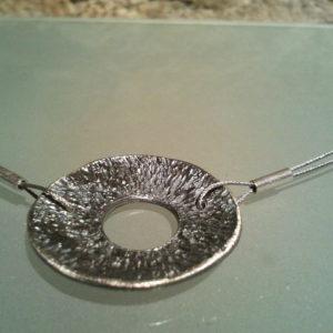 piezas redondas plata oxidada especiales moartespaibcn