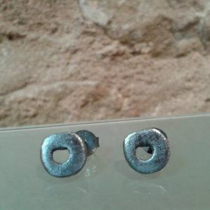 pendientes pequeños oxidados moartespaibcn
