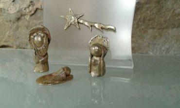 nacimiento piezas bronce objetos singulares moartespaibcn